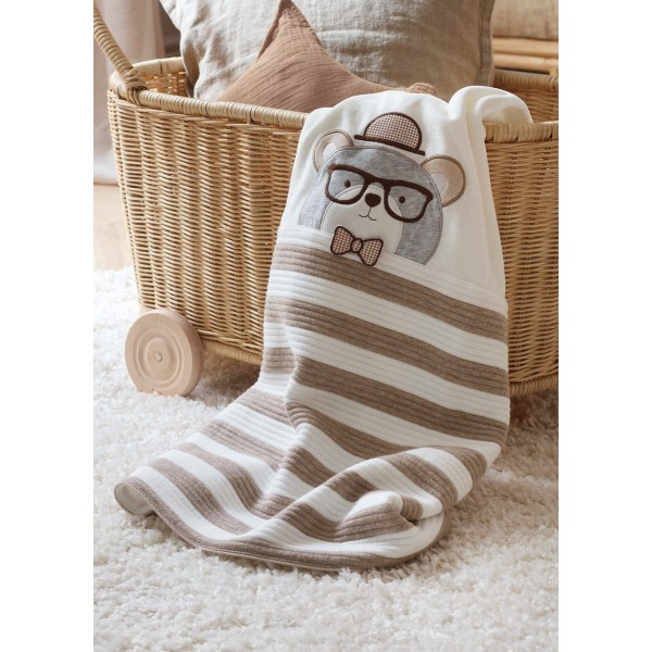 Комбинирано одеяло ECOFRIENDS Baby за бебе