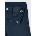 Дълъг прав панталон skinny от пике за момче