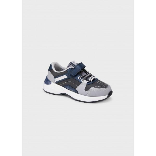 Трицветни спортни обувки sport comfort за момче