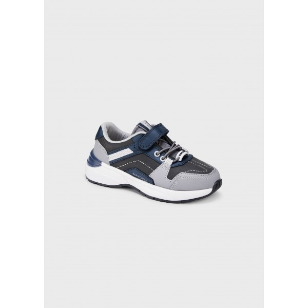 Трицветни спортни обувки sport comfort за момче - тийн серия