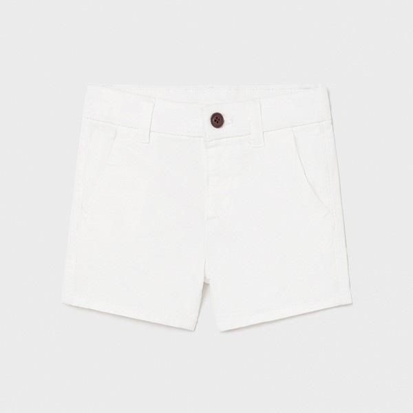 Къси панталони памук със скрити задни джобове