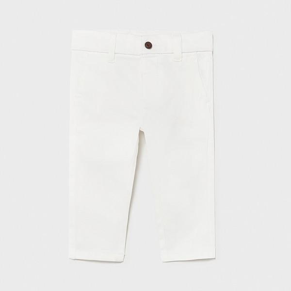 Дълъг прав панталон от туил